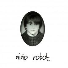 Portada 1er CD de Niño Robot