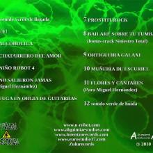 Contraportada 4º CD - Verde