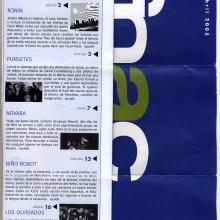 Reseña Fnac 2005